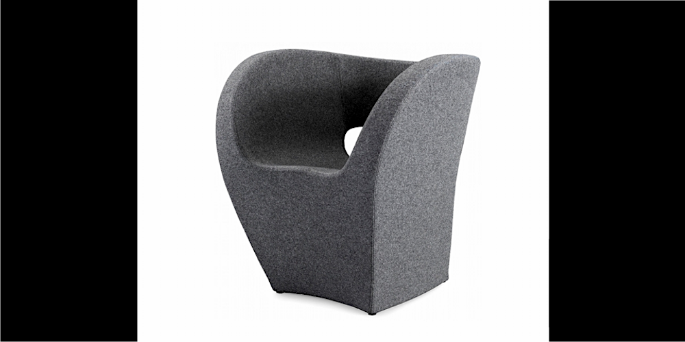 LITTLE ALBERT SMALL ARMCHAIR BY RON ARAD, 2000
